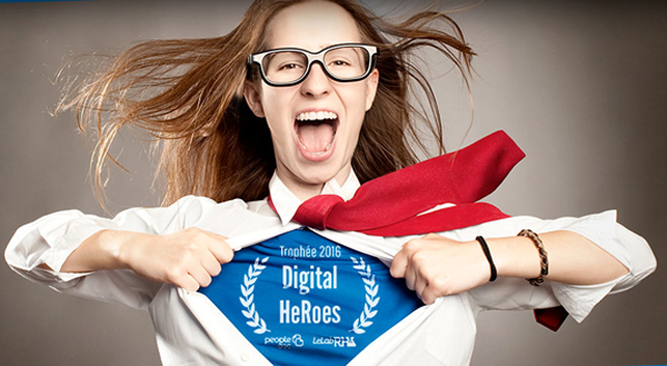 Trophée Start-up RH : Serious Factory finaliste des Digital Heroes Day