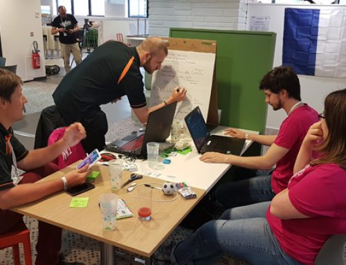 Serious Factory wins BNP Paribas International Hackathon 2017 in Paris, with its VTS Editor authoring software