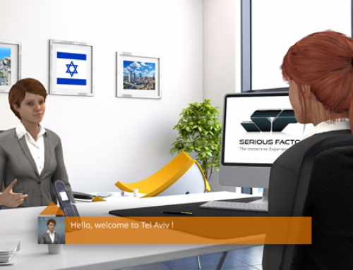 Serious Factory opens a new office in Israel